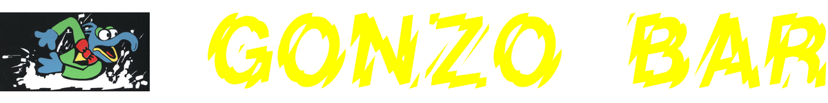 Gonzobar logo