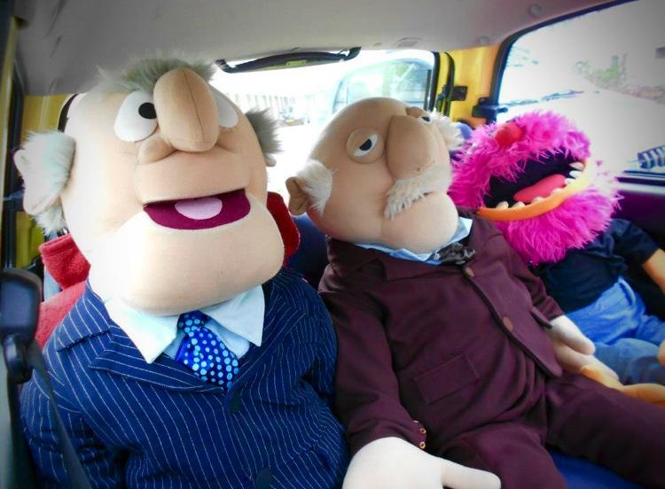Muppets Gonzo Bar